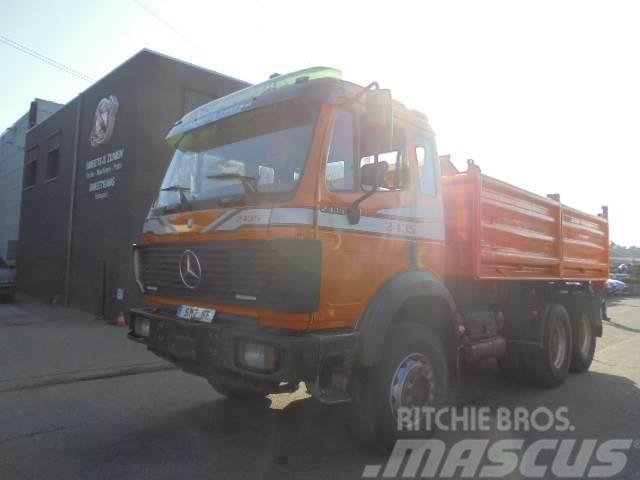 Mercedes-Benz SK 2435 manual meiller