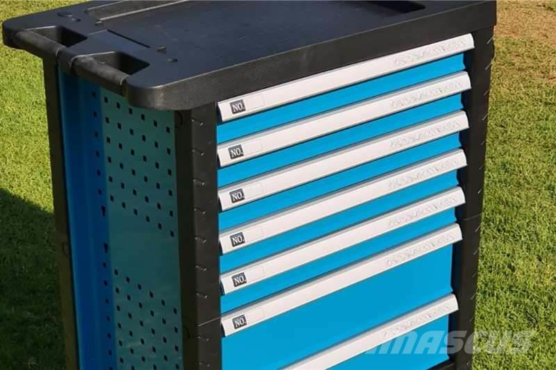 [Other] Other MOBILE TOOLBOX TROLLEY WITH 220 TOOLS 10 AVA