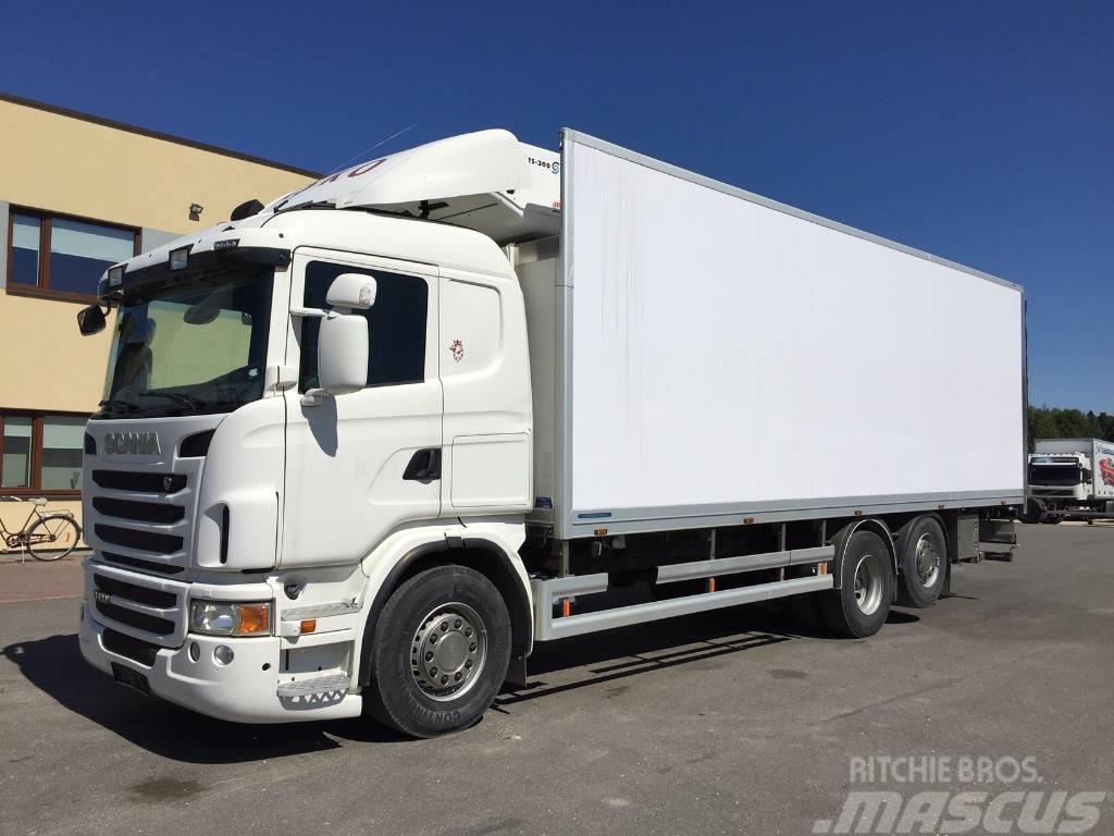 Scania G400 6x2+EURO5+RETARDER+OPTICRUISE