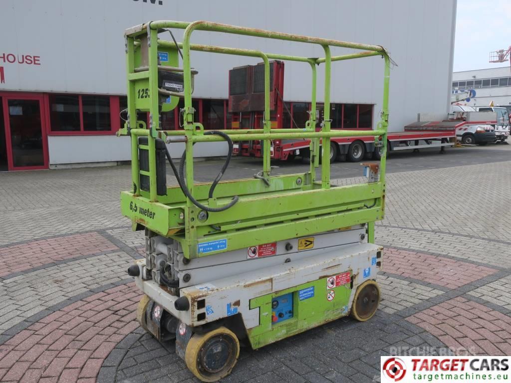 Iteco IT4680 Electric Scissor Work Lift 650cm
