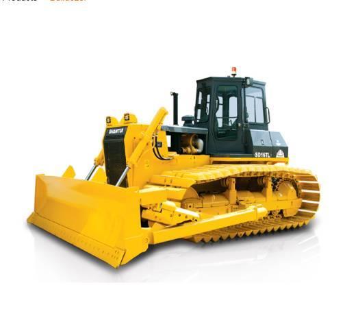 Shantui SD 16 TL super wetland bulldozer
