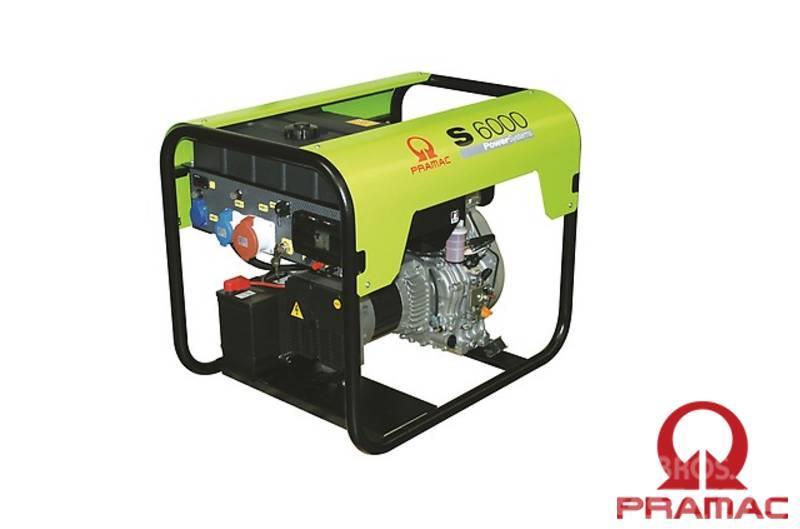 Pramac S6000 230/400V  5.9/6.9 kVA