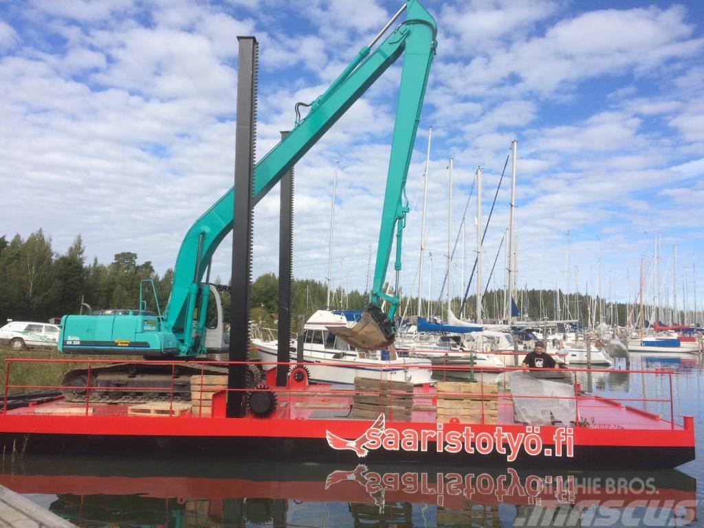 Finnboom Pontoons Ship