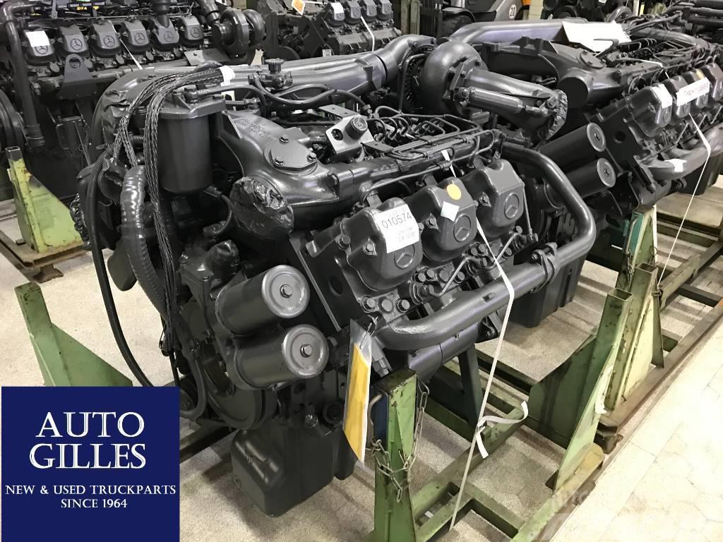 Mercedes-Benz OM 441 LA / OM441LA EDC Motor