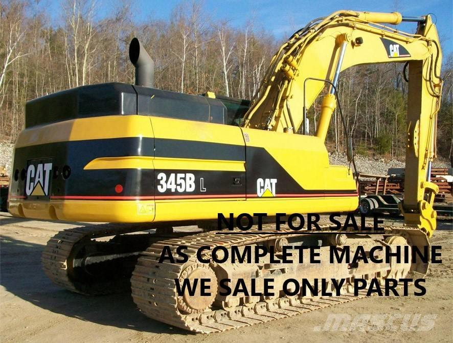 Caterpillar EXCAVATOR 345B ONLY FOR PARTS