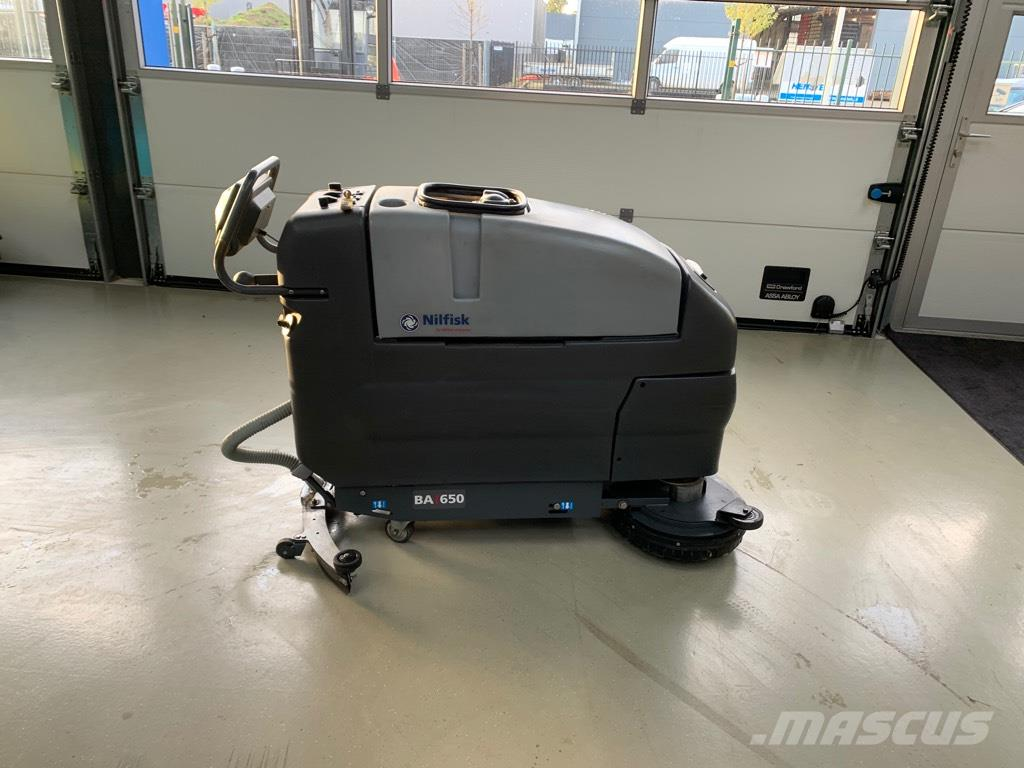 Nilfisk BA 650 Schrobmachine