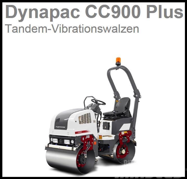 Dynapac Tandemwalze CC900 Plus