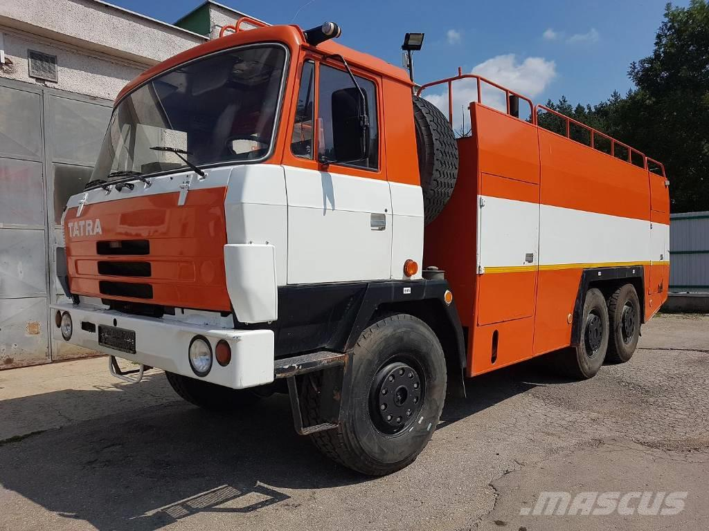 Tatra 815 WOMA PRESSURE VEHICLE