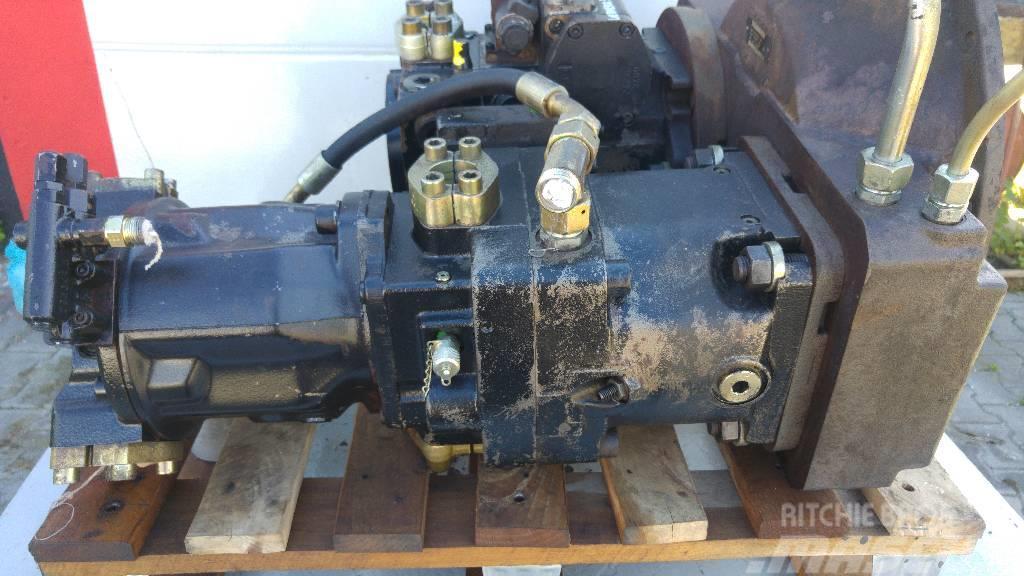 Liebherr 566 2PLUS2 Pompa Pump AH A10V 071,PVG350,10470657A