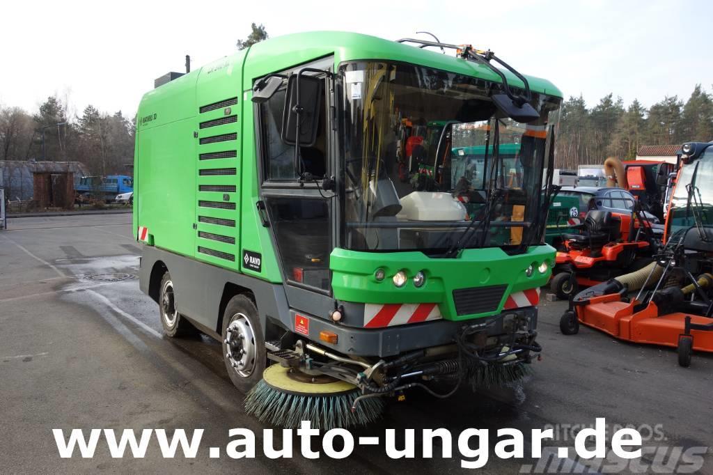 Ravo CR 540 XL Compact Kehrmaschine Euro 5
