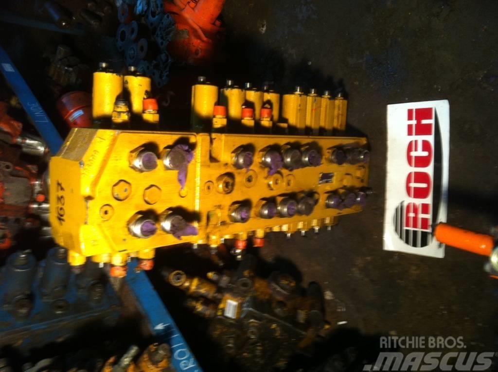 Liebherr 904  MS-1086-01/10M8 Rexroth Rozdzielacz Control V