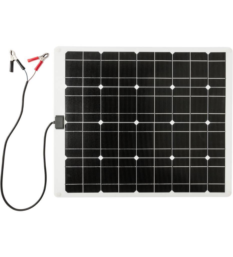 [Other] Brightsolar 50W taipuisa aurinkopaneeli