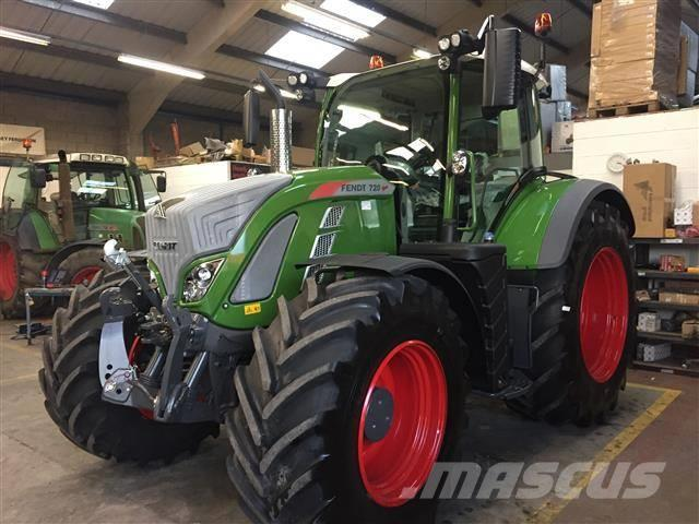 Fendt traktorių dalys F