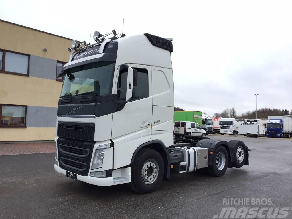 Volvo FH540 6x2+EURO5+FULL AIR
