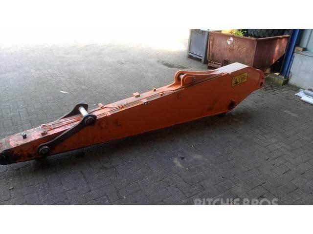Doosan 3 mtr lepelsteel DX140LC