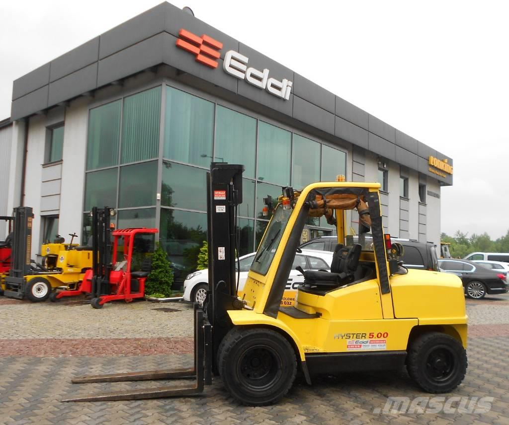 Hyster H 5.00 XM
