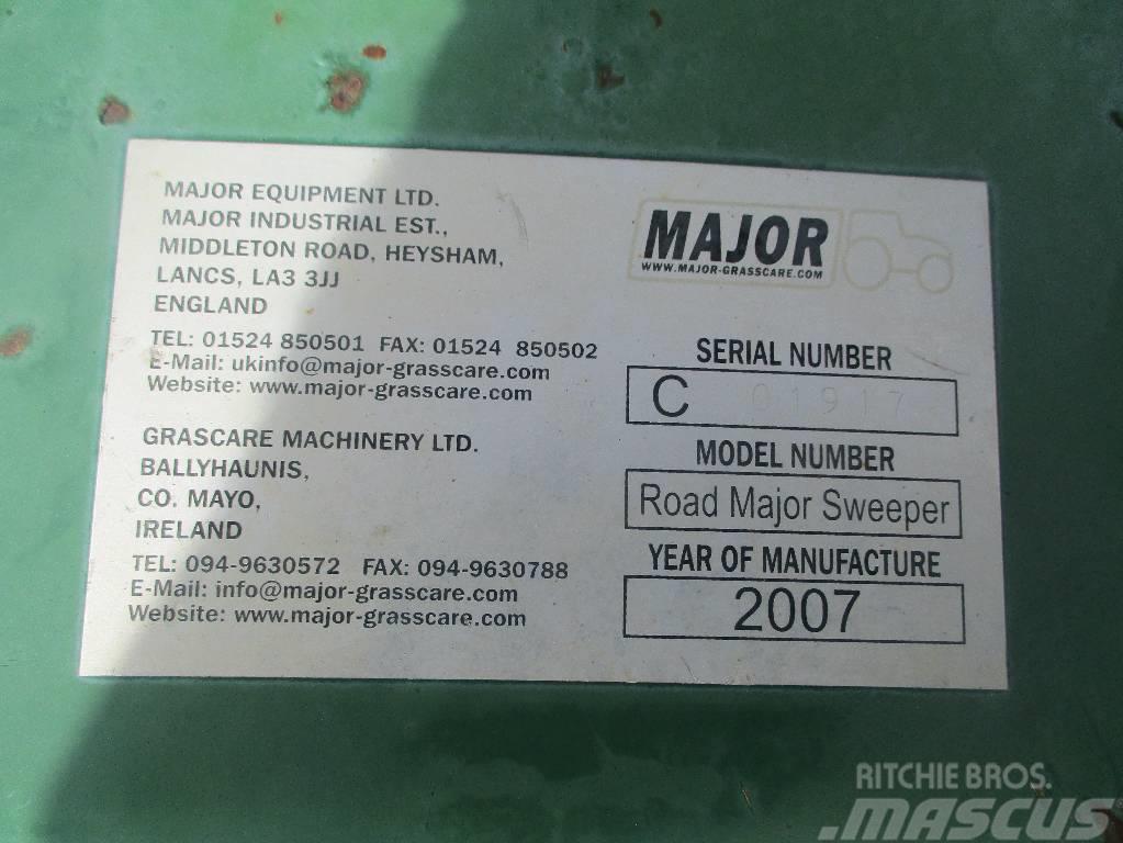 Major Road Major