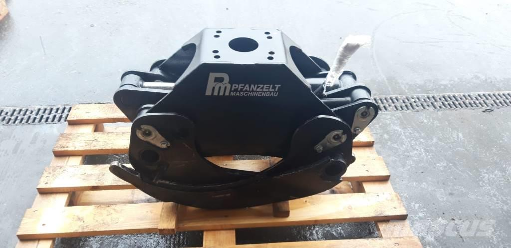 Pfanzelt Holzgreifer PM230