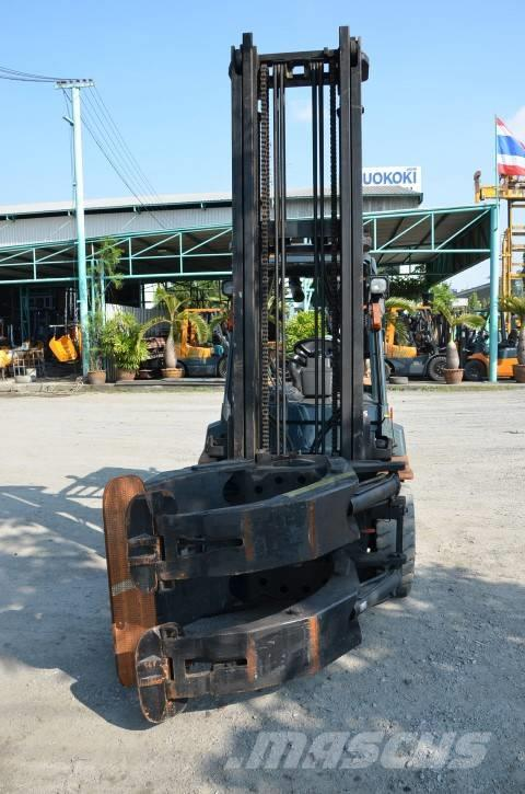 Used Toyota 02 7fg35 Forklift Trucks Others Year 2005 For Sale Mascus Usa