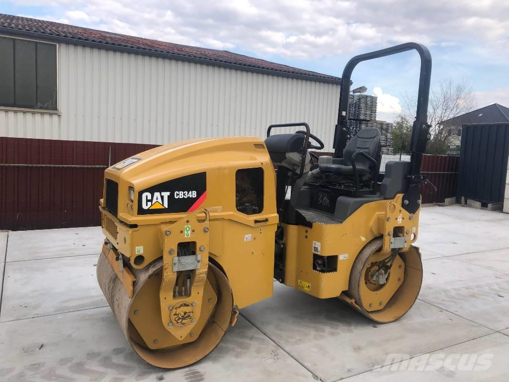 Caterpillar CB 34 B LIKE NEW