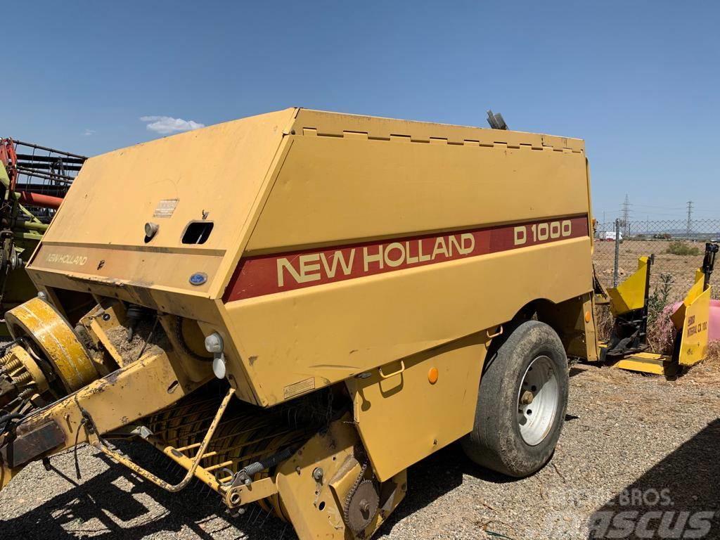 New Holland D 1000