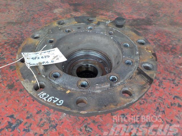 Scania P,G,R series Wheel hub front 1480933 1724406 18644