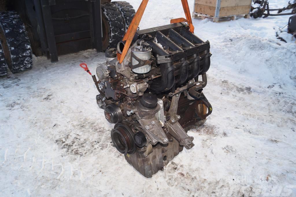 Mercedes-Benz Sprinter / engine