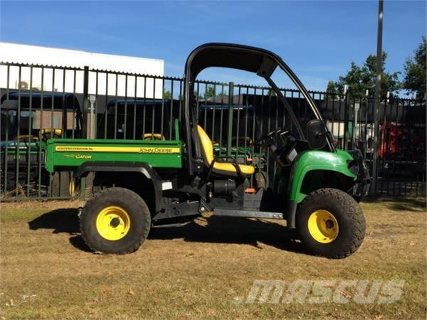 used john deere gator hpx utility machines year 2014. Black Bedroom Furniture Sets. Home Design Ideas