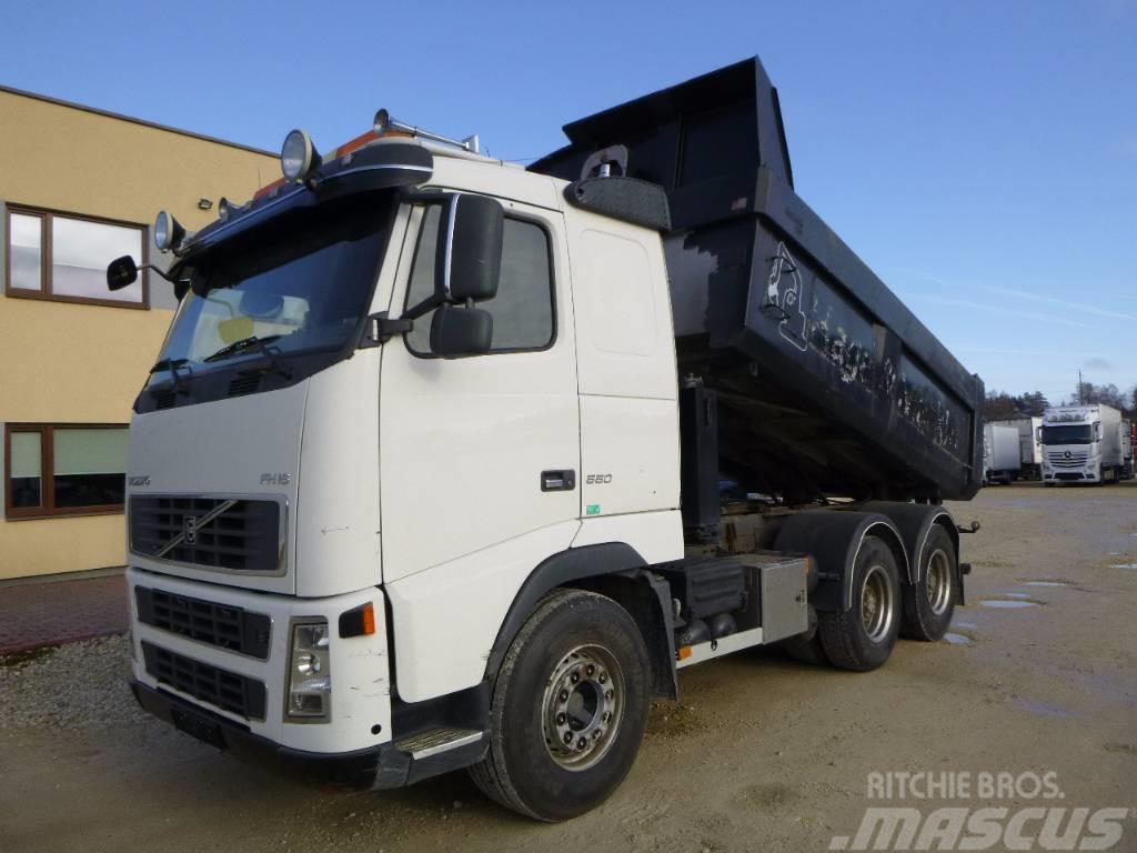 Volvo FH 16 6X4+BIG AXELS