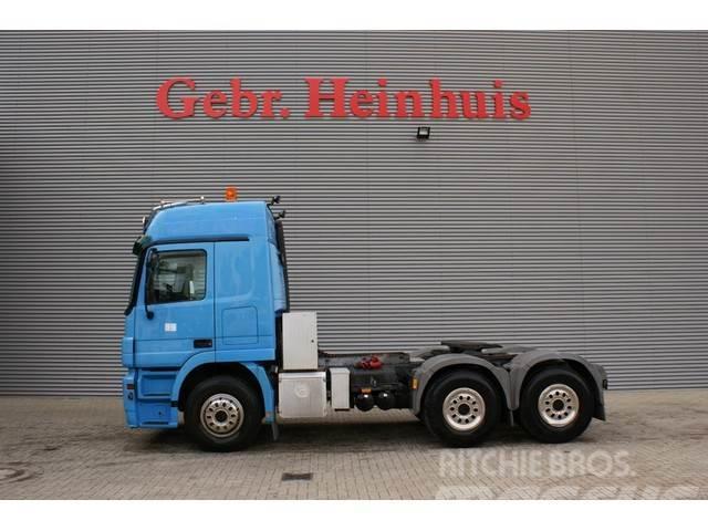 Mercedes-Benz Actros 3355 6x4 V8 Retarder Hubreduction Full Stee