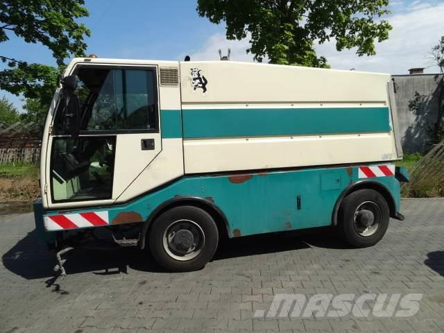Bucher CITY LAV 4000 EUROVOIRE CC5000