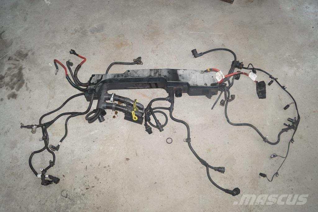Volvo RENAULT Engine Wiring for D12D / DXI 12