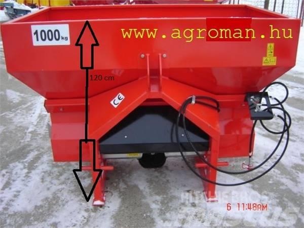 [Other] 1000 kg műtrágyaszóró, 2 munkahengeres műtrágyaszó