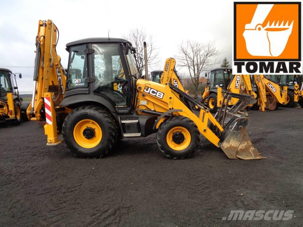 JCB 3 CX | 4CX SITEMASTER CONTRACTOR, CAT 432F