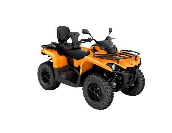 Can-am Outlander MAX DPS 450 T3