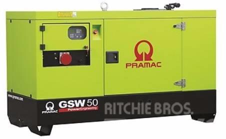 Pramac GSW 50 KVA - Yanmar RENTAL