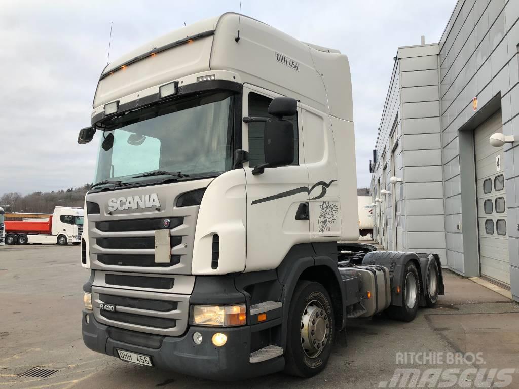 Scania R 420 LA6x2MNA