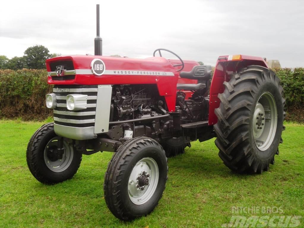 Massey Ferguson 168, Tractors ...