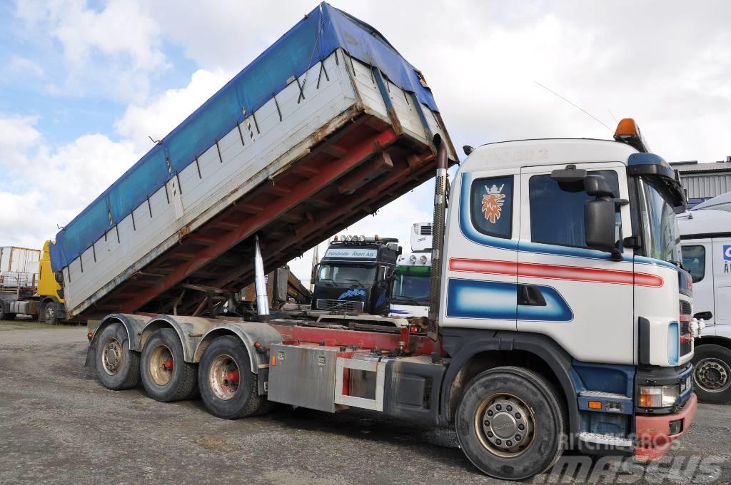 Scania 164 8X4 480