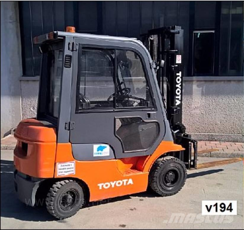 Toyota 7FDF15