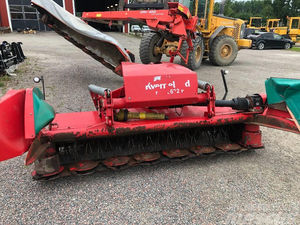 Kverneland 3632 FT Dismantled: only spare parts