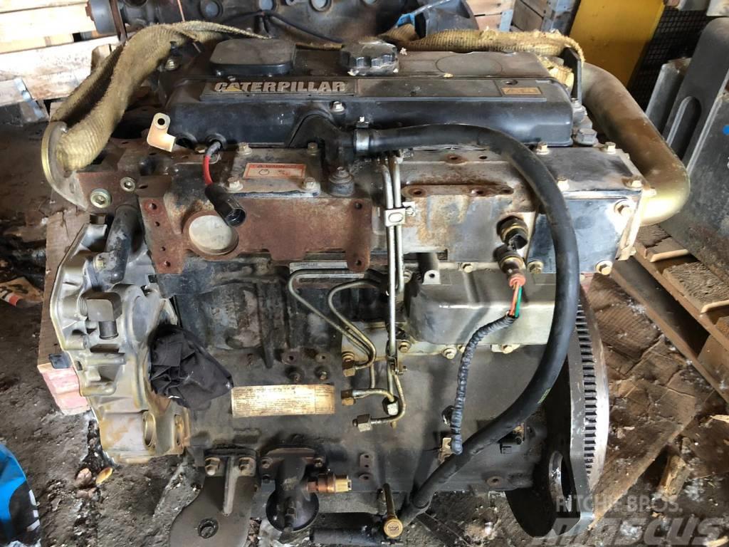 Caterpillar 3054E ENGINE