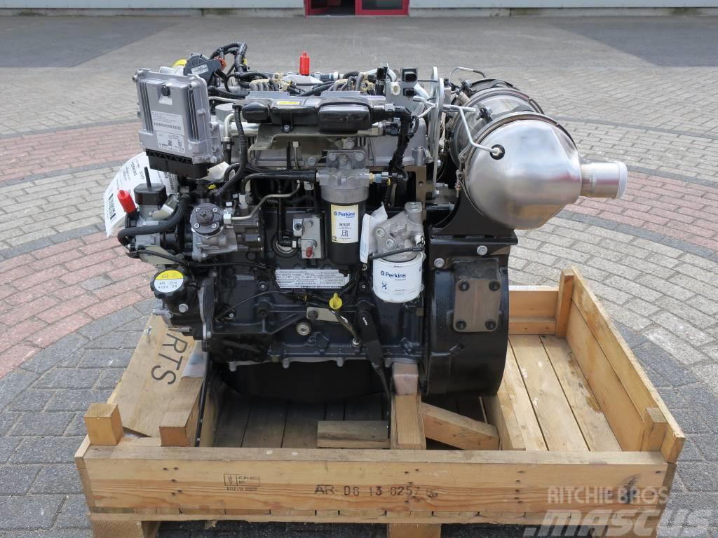 Used Perkins 854e E34ta Diesel Engine 66kw 2200rpm New