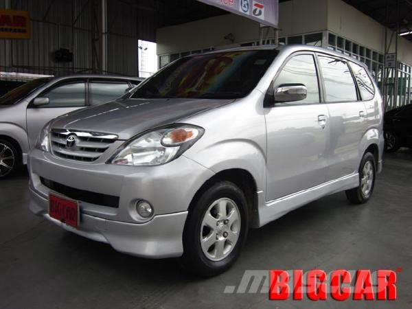Used Electric Cars For Sale >> Used Toyota AVANZA 1.3 S AT cars Year: 2006 Price: US$ 13,857 for sale - Mascus USA