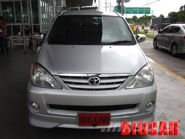 TOYOTA AVANZA 1.3 S AT