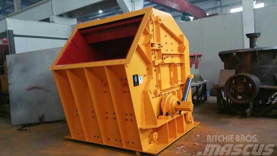 White Lai Hydraulic Impact Crusher for Limestone Crushing
