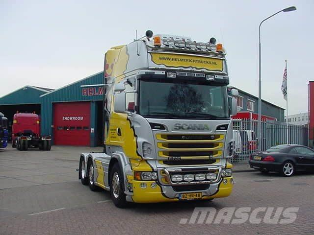 Scania R 730 6X2 EURO 5 EEV KING OF THE ROAD