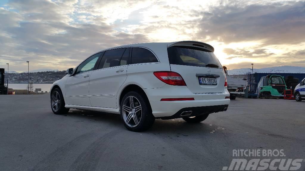 Mercedes-Benz R350 CDI Lang 4-matic 5-seter (på lager)