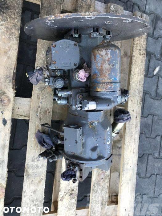 Mecalac Pompa hydrauliczna Hydromatik A10VO71, A4VG71DA1D8
