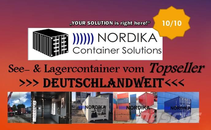 [Other] Seecontainer Lagercontainer 6m ~ 20Fuß MANNHEIM/ W